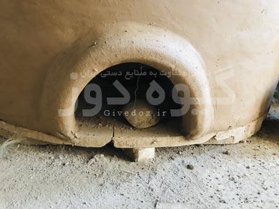 خرید تنور گلی اصفهان