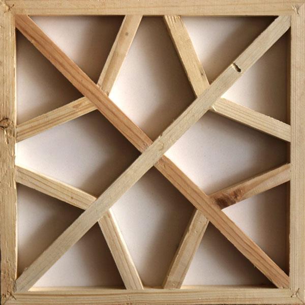 مدل گره پنجره
