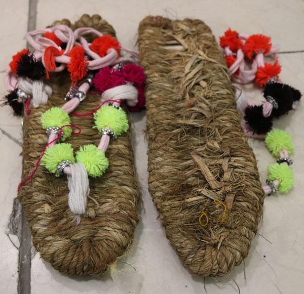 فروش انواع کفش بلوچی